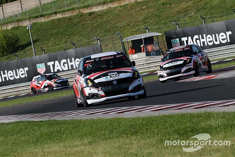 Három autóval támad a BZ Racing a Hungaroringen