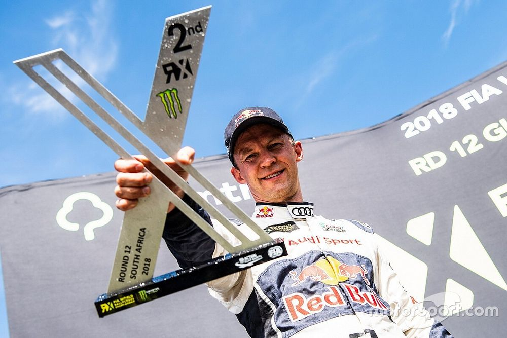 Ekstrom to make shock World RX return in Sweden opener