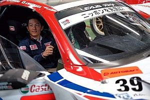 GALERI: Potret Rio Haryanto di Toyota Gazoo Racing Festival 2018