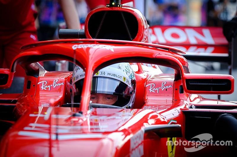 Vettel geeft toe: