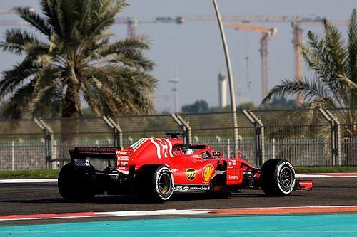 Abu Dhabi, Test Pirelli F1, Giorno 1: Vettel sempre in vetta alle 16:30, subito veloce Stroll