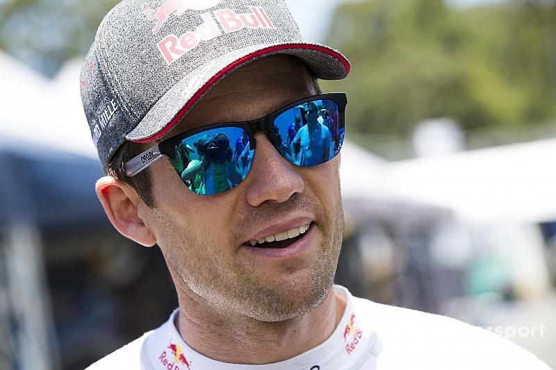 Ogier va débuter ses essais avec Citroën la semaine prochaine