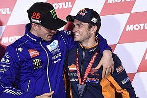 """Pedrosa vive su último fin de semana en MotoGP con """"muchas emociones"""""""