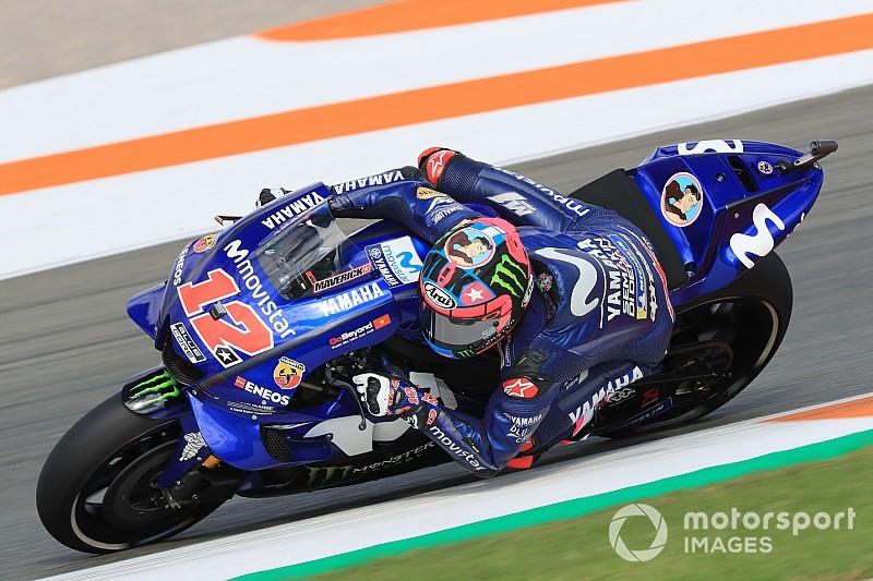 MotoGP, Test Valencia, Giorno 2: Vinales ancora al top, poi Dovi e Marquez. Lorenzo 12esimo