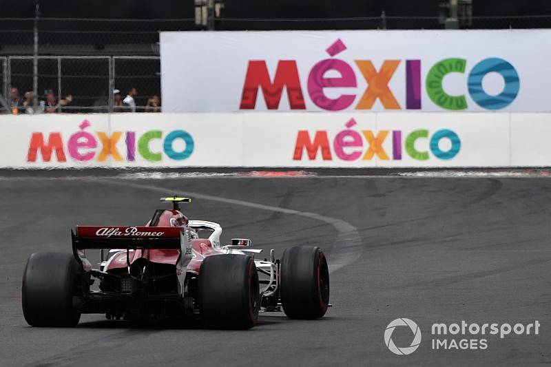 Mexico set to announce new F1 contract