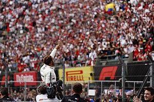 فيرشتابن يفوز في المكسيك وهاميلتون يُتوّج بلقبه الخامس