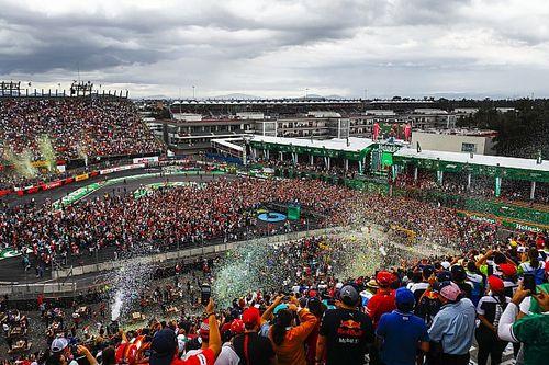 GALERÍA: el GP de México de 2018