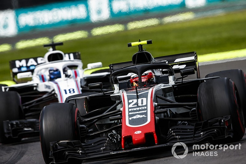 "Magnussen: Only fighting in F1's Class B is ""dull"""