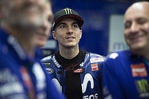"""Viñales: """"Tengo el nivel para luchar por el título y espero que Yamaha me dé la moto"""""""