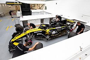 Pourquoi Renault croit toujours au modèle Enstone/Viry-Châtillon