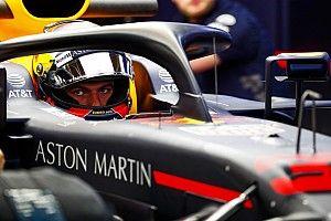 Ферстаппен получил штраф в пять позиций на старте Гран При США