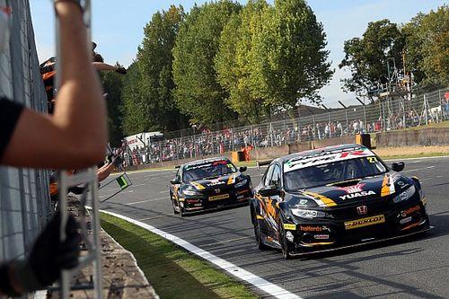 Brands Hatch BTCC: Cammish wins, Turkington extends points gap
