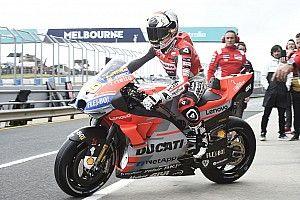 """Bautista tras debutar con Ducati: """"No ha sido el día soñado"""""""