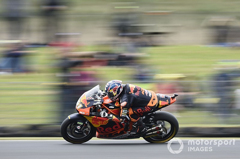 Moto2 Phillip Island: Binder pakt mooie zege, titelstrijd blijft onbeslist