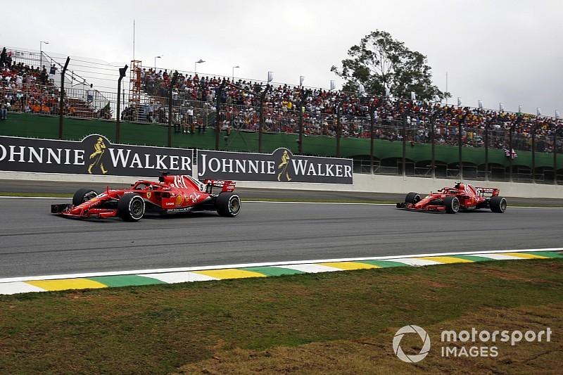 Vettel e Kimi terão pressão de parceiros em 2019, diz ex-dono da Minardi