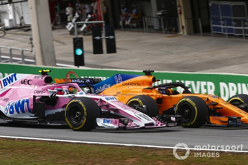 "Pour Force India, vaincre McLaren était ""possible"""