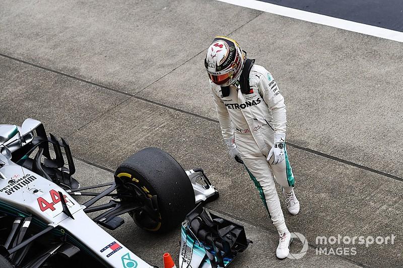 Хэмилтон решил уговорить Pirelli сделать шины в три раза мягче