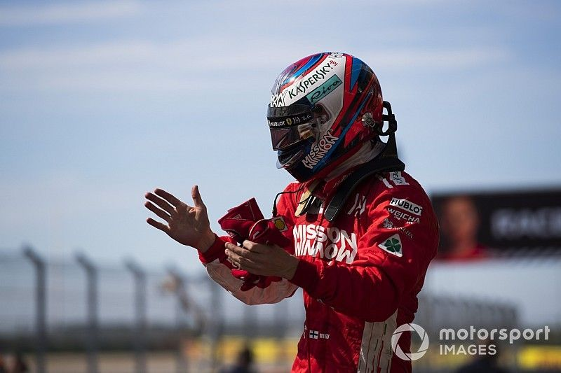 The thrill that means more than winning to Raikkonen