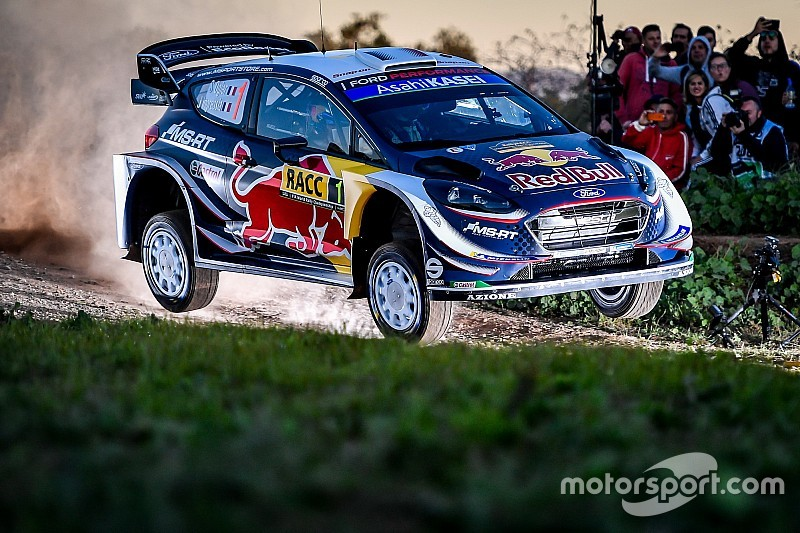 Catalunya WRC: Ogier tops opener as Loeb, Block lose time