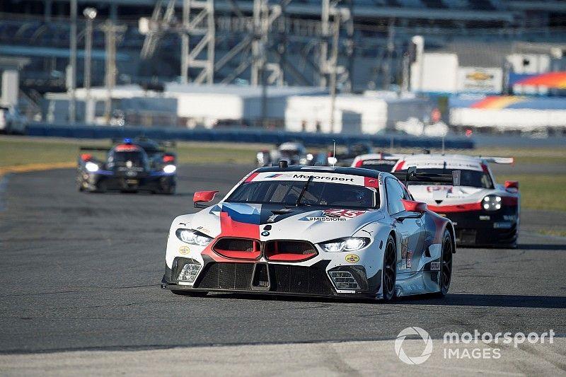 Blomqvist, fuera de las 24 horas de Daytona por problemas con el visado