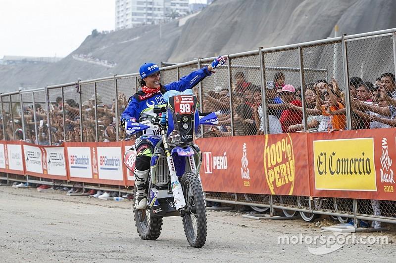 """La espartana del Dakar tras su abandono: """"Hay ganas de revancha"""""""