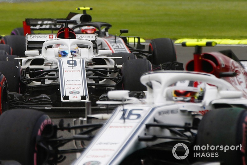 """Ericsson était """"furieux"""" d'être sacrifié pour Leclerc"""