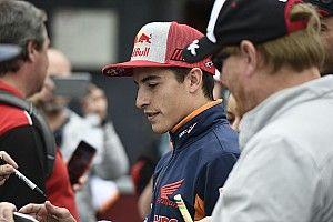 Terlibat kecelakaan, Marquez enggan salahkan Zarco