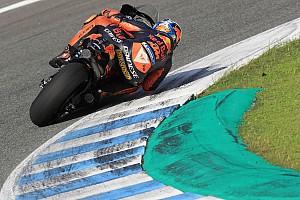 Espargaro tunggu Pedrosa komentari RC16