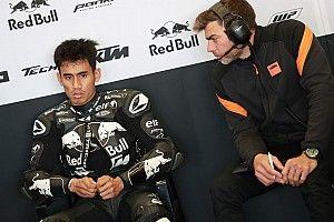 Pour Syahrin, la KTM doit progresser sur l'accélération et les suspensions