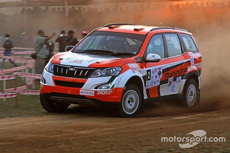 Technical issues put Gill out of Desert Storm contention
