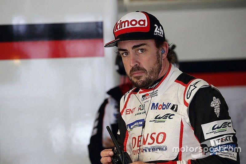 Las dos fechas del posible test de Alonso con Al Attiyah