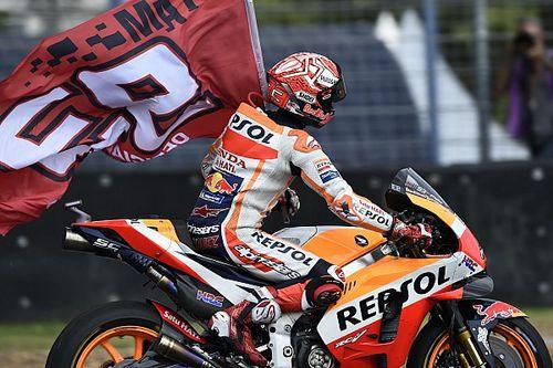 Marc Marquez è già entrato nel club dei 5 piloti più vincenti della storia del Motomondiale