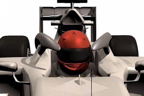 Другая Halo: три идеи для улучшения системы защиты головы гонщика