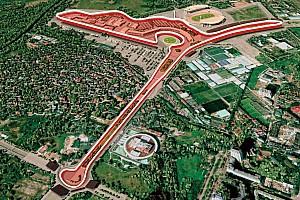 Grand Prix Wietnamu: Wirtualne okrążenie nowego toru
