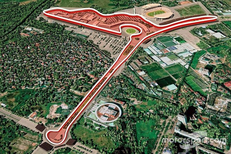 Découvrez le circuit du Grand Prix du Vietnam à Hanoï