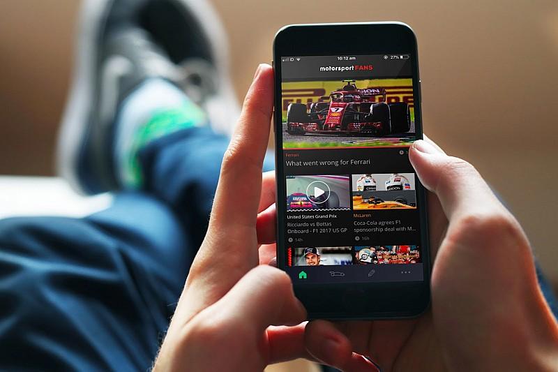 Топові теми Ф1 тепер краще читати за допомогою Motorsport Fans