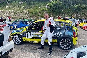 Serafin drugi w Trento Bondone
