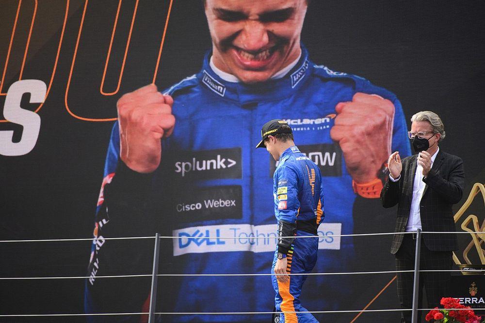 Norris yarıştan men cezası alırsa, Vandoorne ''ilk seçenek''