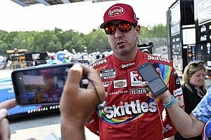"""Kyle Busch on Atlanta: """"It was ours to lose and we lost it"""""""