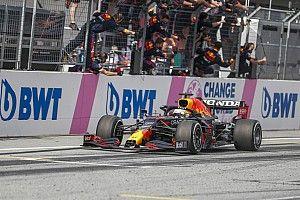 Report Live: Verstappen, colpo mondiale in Austria
