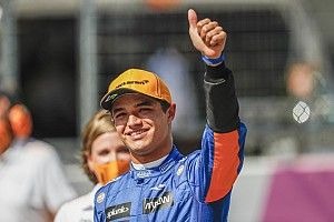 F1: Norris diz que pode vencer GP da Áustria se chance aparecer