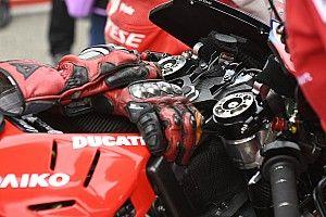 MotoGP: in Austria ecco dashboard con più messaggi per i piloti