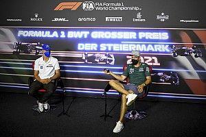 Avusturya GP basın toplantısı programı açıklandı