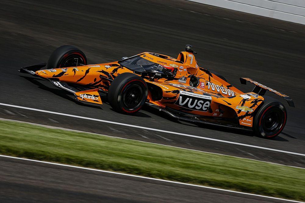 McLaren aspira a tres coches en IndyCar en 2022 con O'Ward con ellos