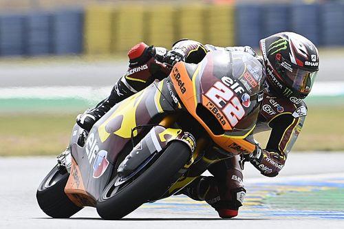 Moto2, Mugello, Libere 2: Lowes torna davanti a tutti