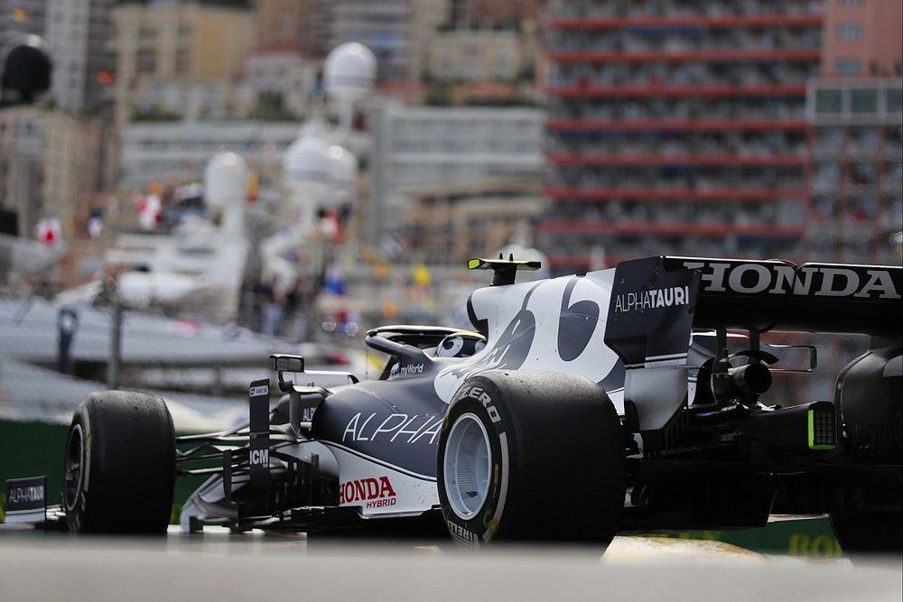 Disalip Vettel, Gasly Sebut Bisa Berakhir di Pelabuhan