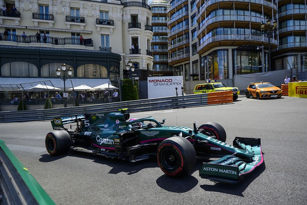 Remonter à Monaco? C'est facile pour Aston Martin!