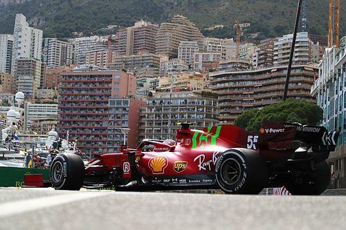 """Sainz met gemengde gevoelens op podium: """"Ferrari mag trots zijn"""""""