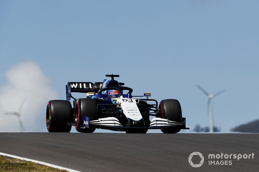"""Russell: Williams has """"to be aiming for points"""" from 11th"""