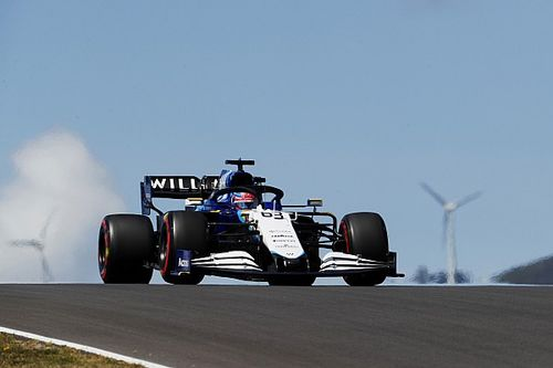 "Russell: Williams has ""to be aiming for points"" from 11th"